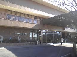 錦江ホテル入口