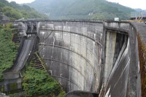 上椎葉ダム
