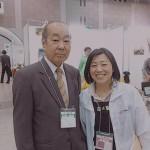 九州の食の実行委員、カリスマ料理研究家神谷さんと一緒です。
