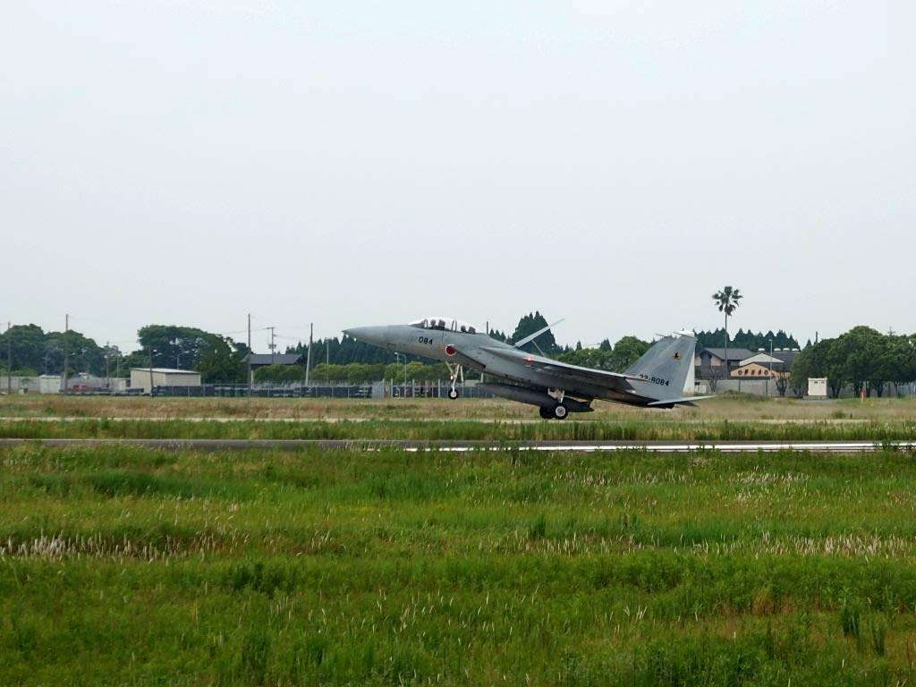 F15タッチ&ゴー