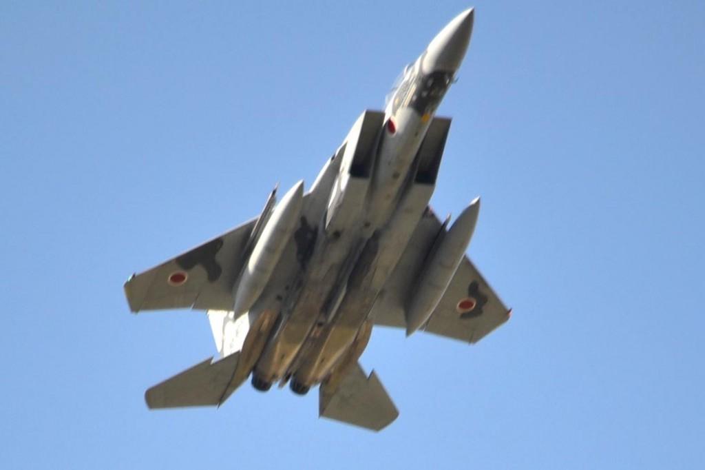 F15アグレッサー部隊