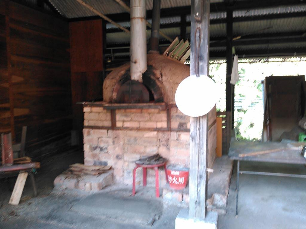 陶器窯その2