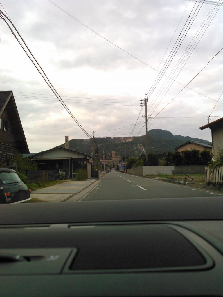 青春の門で有名な、香春岳の一の岳