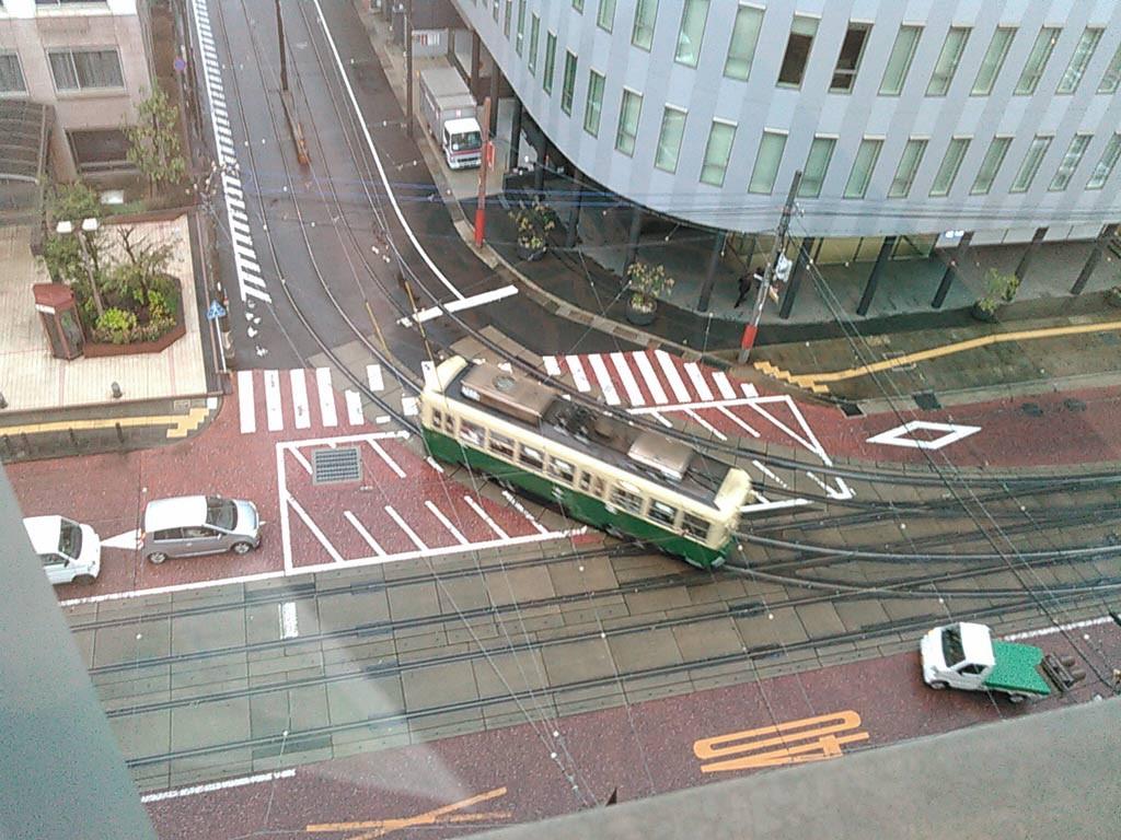 長崎は今日も雨!