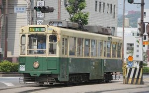 長崎市電、蛍茶屋駅