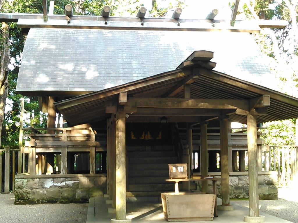 皇宮神社3