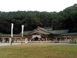護国神社本社