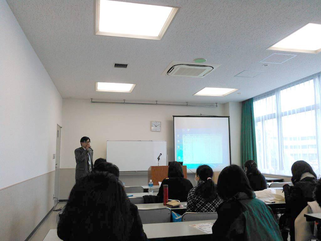 今日の主催社の和田さんの挨拶